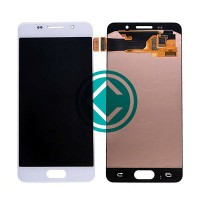 Samsung Galaxy A3 2016 LCD Screen With Digitizer Module White