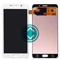 Samsung Galaxy A7 2016 SM-A710FD LCD Screen with Digitizer Module - White