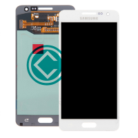 Samsung Galaxy A7 SM-A700F LCD Screen with Digitizer Module - White