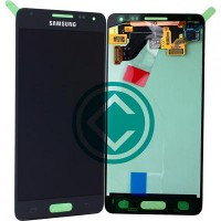 Samsung Galaxy Alpha LCD Screen With Digitizer Module Black