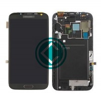 Samsung Galaxy Note 2 LTE N7105 LCD Screen With Digitizer Module Gray
