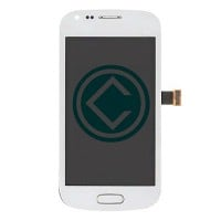 Samsung Galaxy S Duos S7562 LCD Screen With Digitizer Module - White