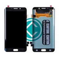 Samsung Galaxy S6 Edge Plus G928 LCD Screen With Digitizer Module Blue