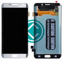Samsung Galaxy S6 Edge Plus G928 LCD Screen And Touc Pad - Silver
