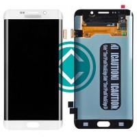 Samsung Galaxy S6 Edge Plus G928 LCD Screen With Digitizer Module White
