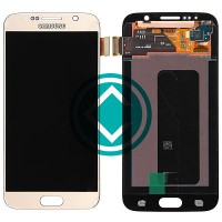 Samsung Galaxy S6 SM-G920 LCD Screen With Digitizer Module Gold
