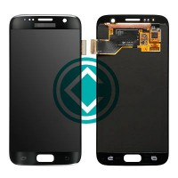Samsung Galaxy S7 G930 LCD Screen With Digitizer Module - Black