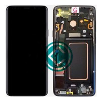 Samsung Galaxy S9 Plus LCD Screen With Front Housing Module - Black