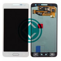 Samsung Galaxy A3 LCD Screen With Digitizer Module White