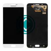 Samsung Galaxy A8 LCD Screen Touch Pad Digitizer Module - White