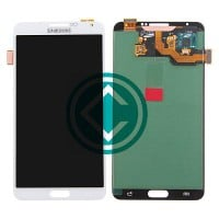 Samsung Galaxy Note 3 N9006 LCD Screen With Digitizer Module White
