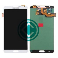 Samsung Galaxy Note 3 N9006 LCD Screen With Digitizer Module - White