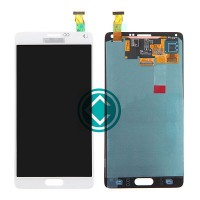 Samsung Galaxy Note 4 LCD Screen With Digitizer Module - White
