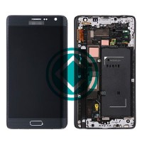 Samsung Galaxy Note Edge LCD Screen With Digitizer Module With Frame Black