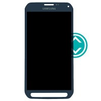 Samsung Galaxy S6 Active LCD Screen With Digitizer Module - Blue