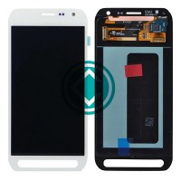Samsung Galaxy S6 Active LCD Screen With Digitizer Module - White