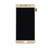 Samsung Galaxy A9 Pro A9100 LCD Screen With Digitizer - Gold