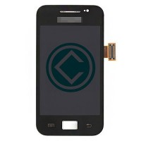Samsung Galaxy Ace S5830 LCD Screen With Front Housing Module - Black
