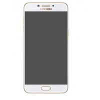 Samsung Galaxy C5 Pro LCD Screen With Digitizer Module - White