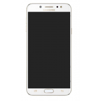 Samsung Galaxy C8 LCD Screen With Digitizer Module - White