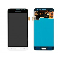 Samsung Galaxy J3 2016 LCD Screen With Digitizer Module - White