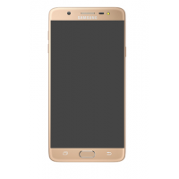 Samsung Galaxy J7 Max LCD Screen With Digitizer Module - Gold