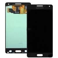 Samsung Galaxy A7 SM-A700F LCD Screen with Digitizer Module - Black