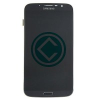 Samsung Galaxy Mega 6.3 LCD Screen With Front Housing Module - Black