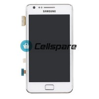 Samsung Galaxy S2 I9100 LCD Screen With Digitizer Module White
