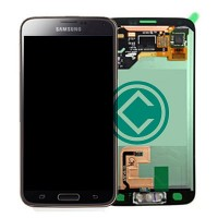 Samsung Galaxy S5 LCD Screen With Digitizer Module - Black