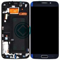 Samsung Galaxy S6 Edge LCD Screen With Digitizer Module Black