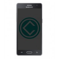 Samsung Tizen Z3 SM-Z300 LCD Screen With Digitizer Module Black