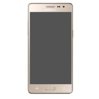 Samsung Z3 LCD Screen With Digitizer Module - Gold