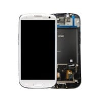 Samsung Galaxy S3 i9305 LCD Screen With Touchpad Module - White