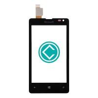 Microsoft Lumia 435 Digitizer Touch Screen Module Black
