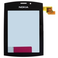 Nokia Asha 303 Touch Screen Black