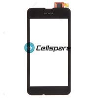Nokia Lumia 530 Touch Screen Digitizer Module - Black