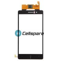 Nokia Lumia 830 Touch Screen Digitizer Module - Black