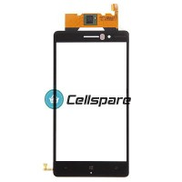 Nokia Lumia 830 Touch Screen Digitizer - Black