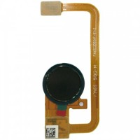 Nokia X71 Fingerprint Sensor Flex Cable Module - Black