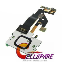 Nokia 5610 Main Rail Flex Cable Module