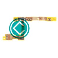 Nokia Lumia 928 Power Button Flex Cable Module
