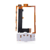 Nokia X3 00 Main Rail Silder Flex Cable Module