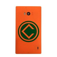Nokia Lumia 930 Rear Housing Battery Door Module - Orange