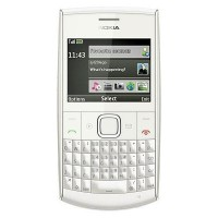 Nokia X2-01 Complete Housing Panel With Keypad - White