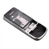 Nokia 2700c Complete Housing Panel With Keypad - Black