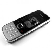 Nokia 2730c Housing Panel With Keypad - Black
