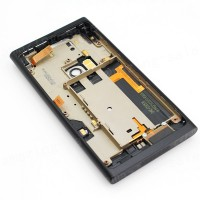 Nokia N9 Rear Complete Housing Panel Module - Black