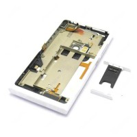 Nokia N9 Complete Full Housing Panel Module - White