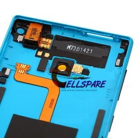 Nokia Lumia 720 Rear Housing Blue